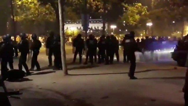 【悲報】フランス人、ハロウィンで馬鹿騒ぎして100人以上が逮捕