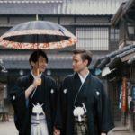 【画像】日本人とアメリカ人のゲイカップル、金沢で結婚式を開く