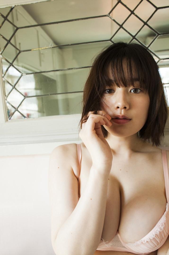 【画像】筧美和子ネキ、このおっぱいで自称Eカップww