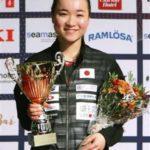 【朗報】卓球の伊藤美誠、中国人選手に5連勝してツアー優勝