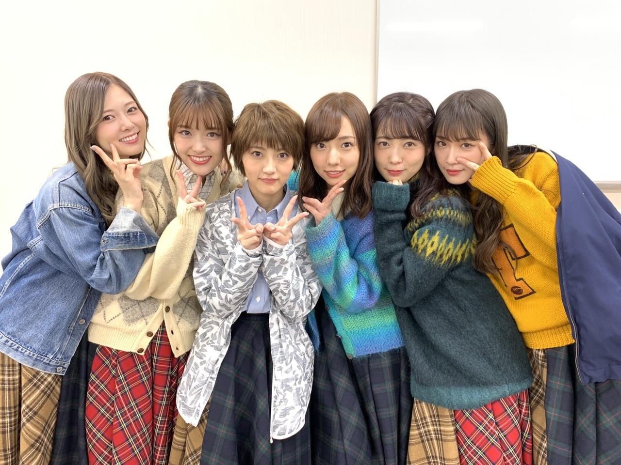 【画像】見よ!これが乃木坂46の中心メンバー(平均年齢26歳)だ!!!!!!!!!