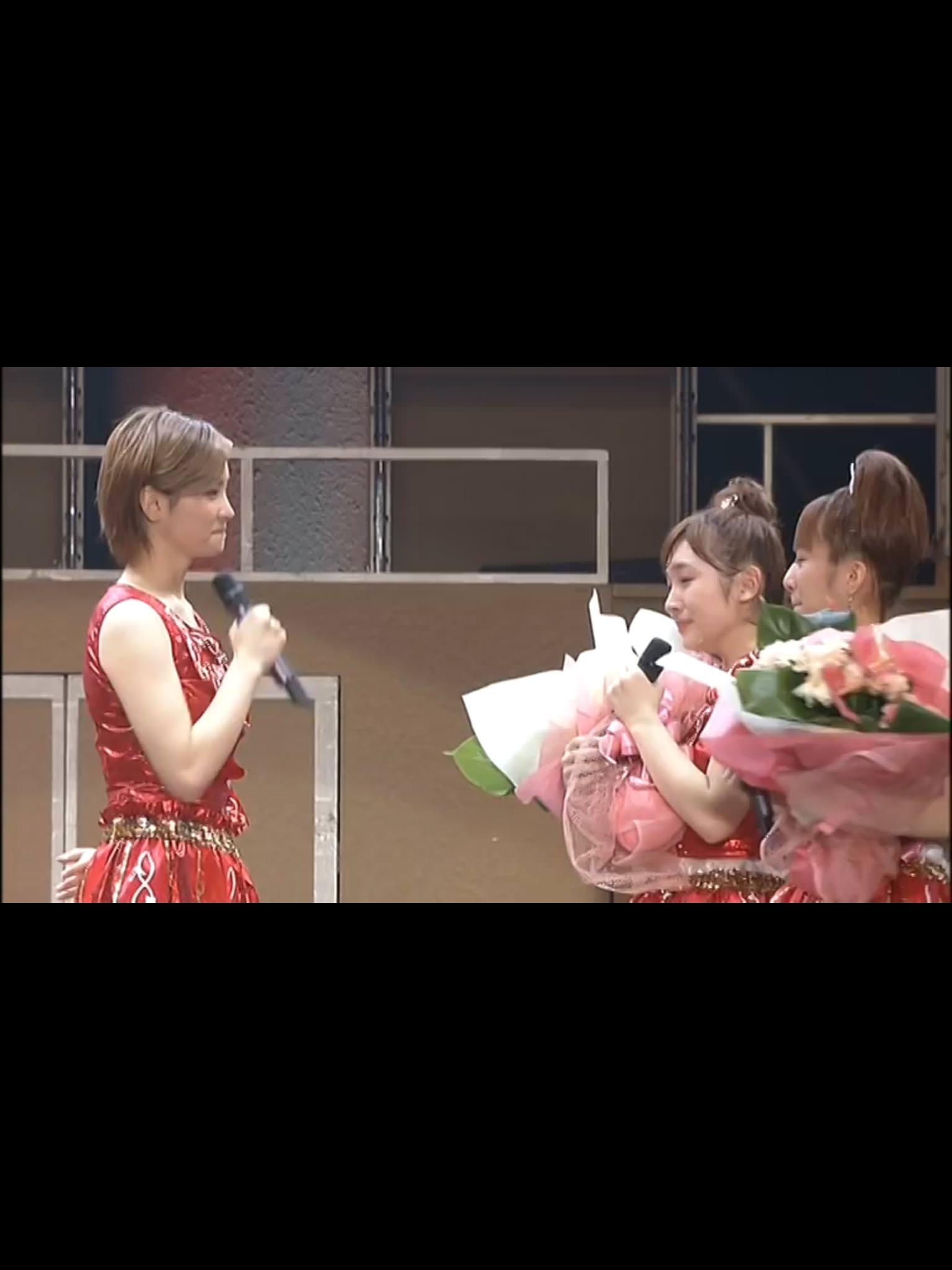 【画像】加護ちゃん&辻ちゃんがモー娘。卒業した時のコンサート・・・