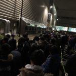 【画像】大阪で行われる乃木坂の握手会、始発から人がやばい