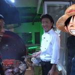【画像】尾田栄一郎さん、明石家さんまと木村拓哉を自宅に呼ぶ
