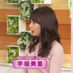 【画像】宇垣美里アナ、あんまり可愛くなかった