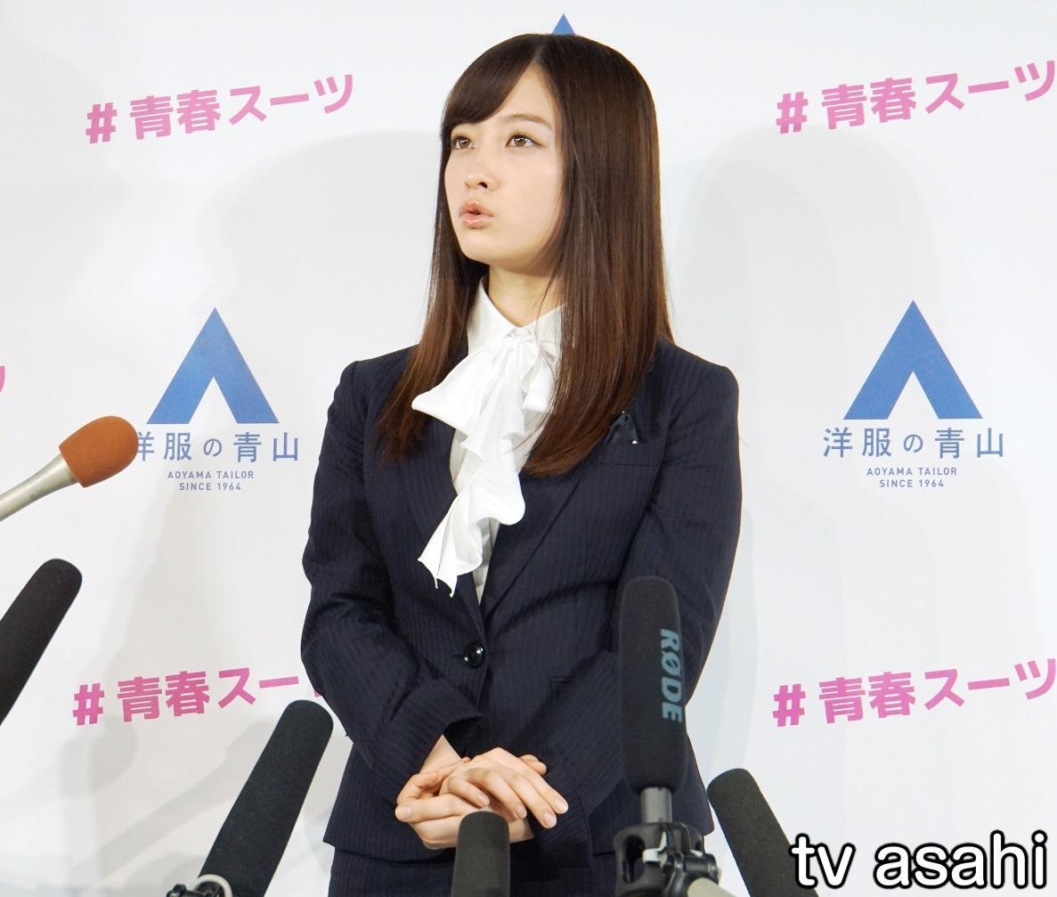 【画像】橋本環奈ちゃん、リクスー姿で登場するもマネキンに公開処刑される