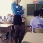 【画像】ロシアの女教師エッッッッッ!!