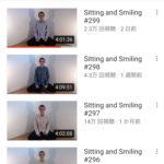 【動画】4時間笑ってカメラを見つめるだけの動画を4年あげてるユーチューバー、怖すぎる