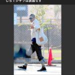 【画像】イチロー(45)の最新ファッションwwww