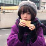 【画像】橋本環奈ちゃん「たい焼きどこから食べる派?」