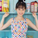 【画像】国民的美少女の井本彩花(15)が春のセンバツ高校野球大会のポスターに登場
