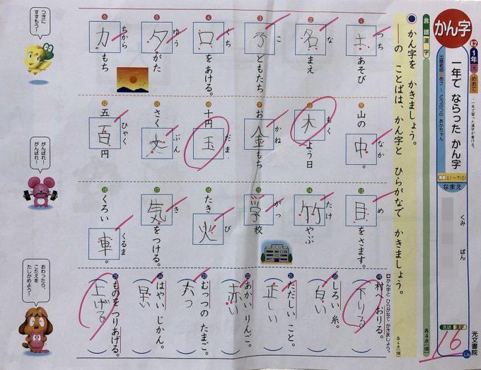 【画像】小学校教師、うっかりとんでもない採点をしてしまう……