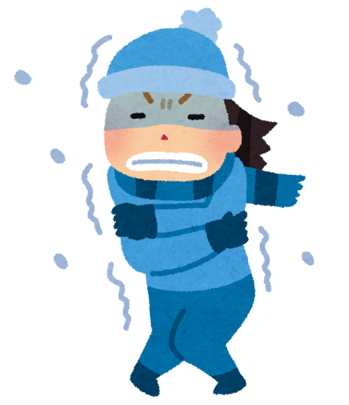 【悲報】北海道、ガチで-30℃いきそう