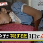 【画像】10代女子、1日40人も中絶してしまう