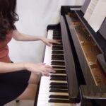 【画像】台湾のピアノYoutuber、エチエチすぎる
