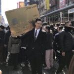 【画像】日本橋にTOKIO長瀬が現れパニックになる