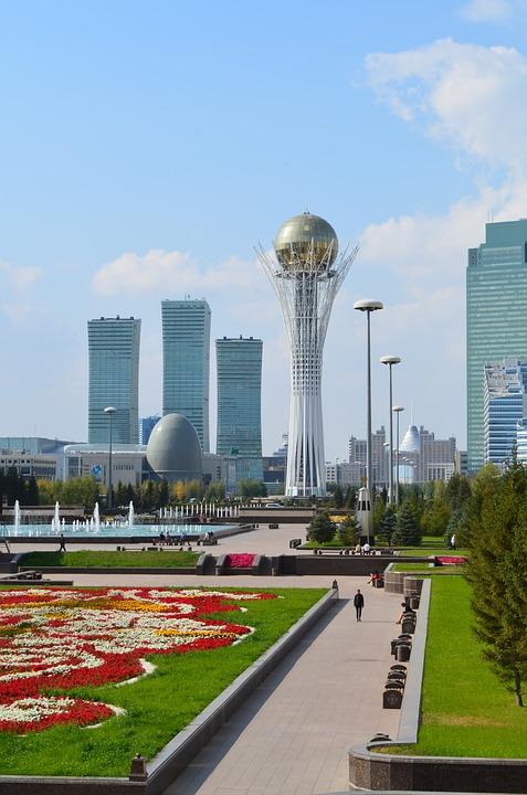 カザフスタンの首都名称「ヌルスルタン」になる