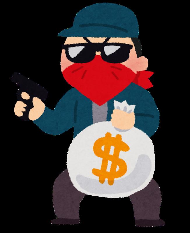 【動画】コンビニ強盗、返り討ちにあうwww
