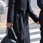 【画像】小倉優子、息子の入学式に姿を見せる 流石に年齢による老化には勝てないか