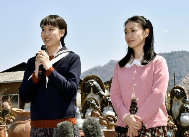 【衝撃画像】戸田恵梨香(30)と大島優子(30)がドラマで15歳役熱演「15歳、いける!と確信」