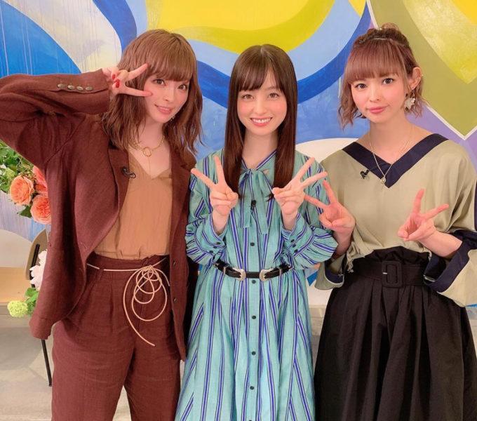 【画像】橋本環奈さん、美女2人に公開処刑されるww