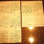 警察「川崎通り魔のノートに正の字が!一体どういう意味なんだ..」識者「ふむ..何か数えていたのでは?