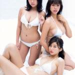 【画像】どの女とヤりたいか?答えが綺麗に3つに分かれそうな3人組発見されるww