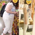 【画像】女子、大好きなイケメン彼氏のために17kgくらい減量