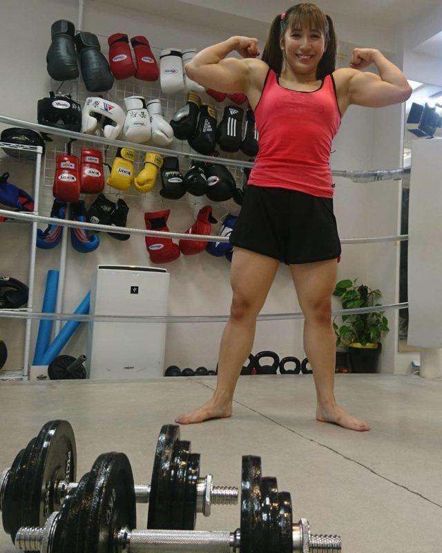 【画像】筋肉アイドル、筋肉の巨大化が止まらない