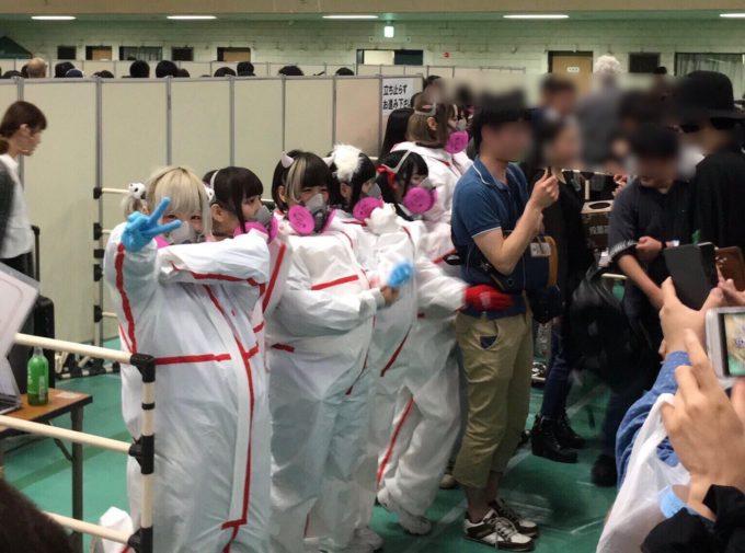 【画像】地下アイドル「ハグ会やるよ~」オタク「うおおおおおお!!」
