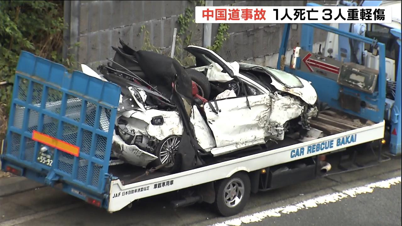 大学生が運転するオープンカーとトラックが衝突、外に投げ出された女子大生が死亡