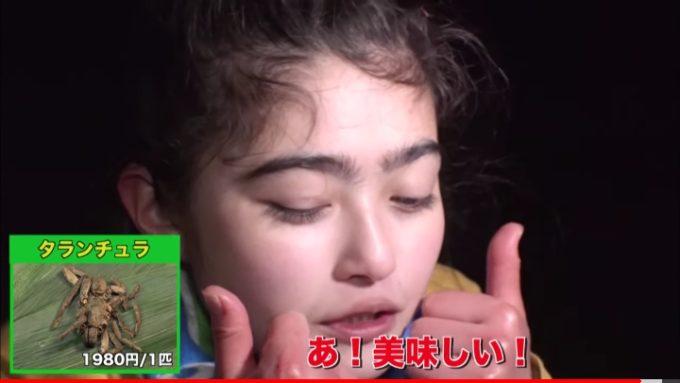 【画像】タランチュラ美味すぎワロタ