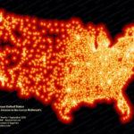 【画像】アメリカのマクドナルドの店舗数www