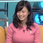【画像】小島瑠璃子の胸が噴火寸前で草wwwデカすぎだろうがwww