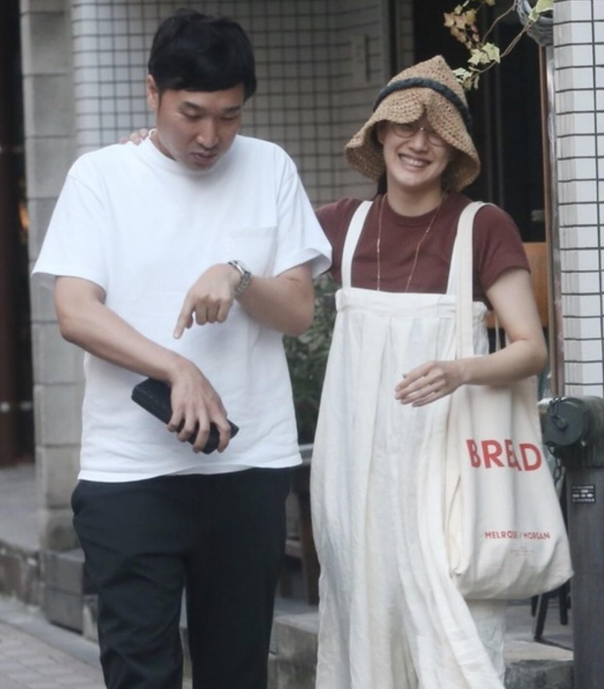 【画像】山ちゃん、ついに蒼井優と同居開始