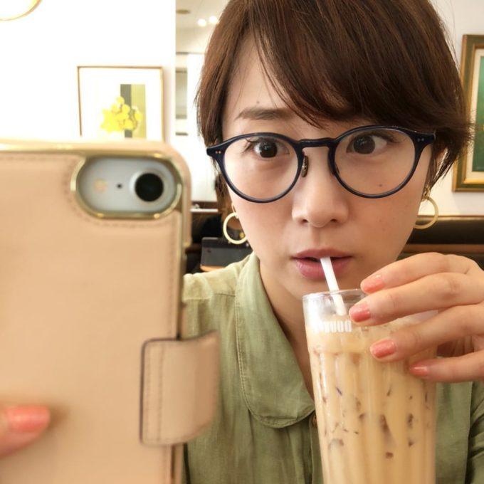 【画像】高島彩さん(40)の自撮りがこちら