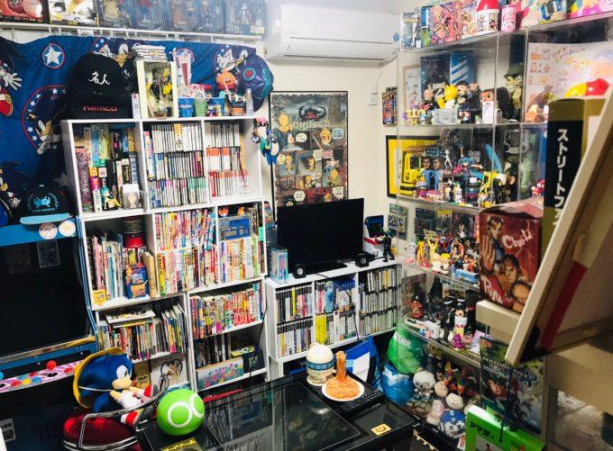 【画像】KICK THE CAN CREWのMCUのゲーム部屋が凄いと話題に