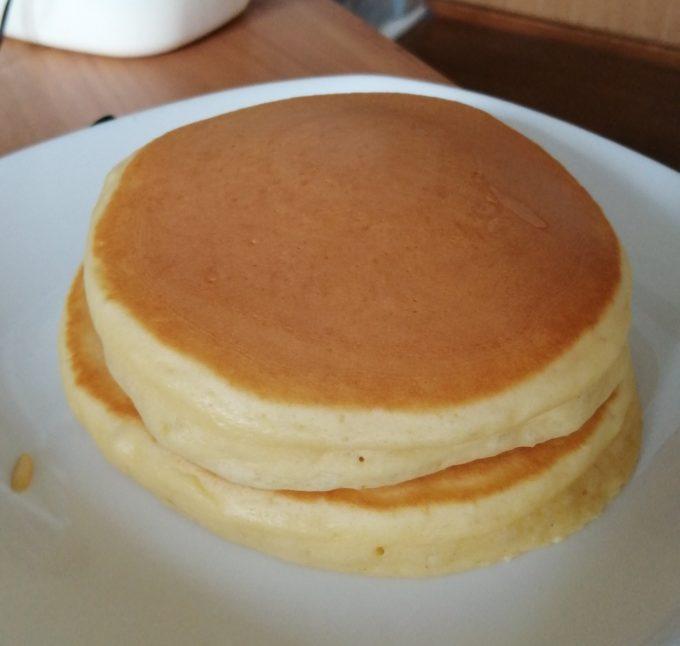 【画像】母親「小6の息子が作ったホットケーキが完璧すぎて3度見した」「潔く母を引退します」