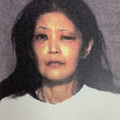 【画像】車で逃走した収監予定の女の顔面、怖すぎる
