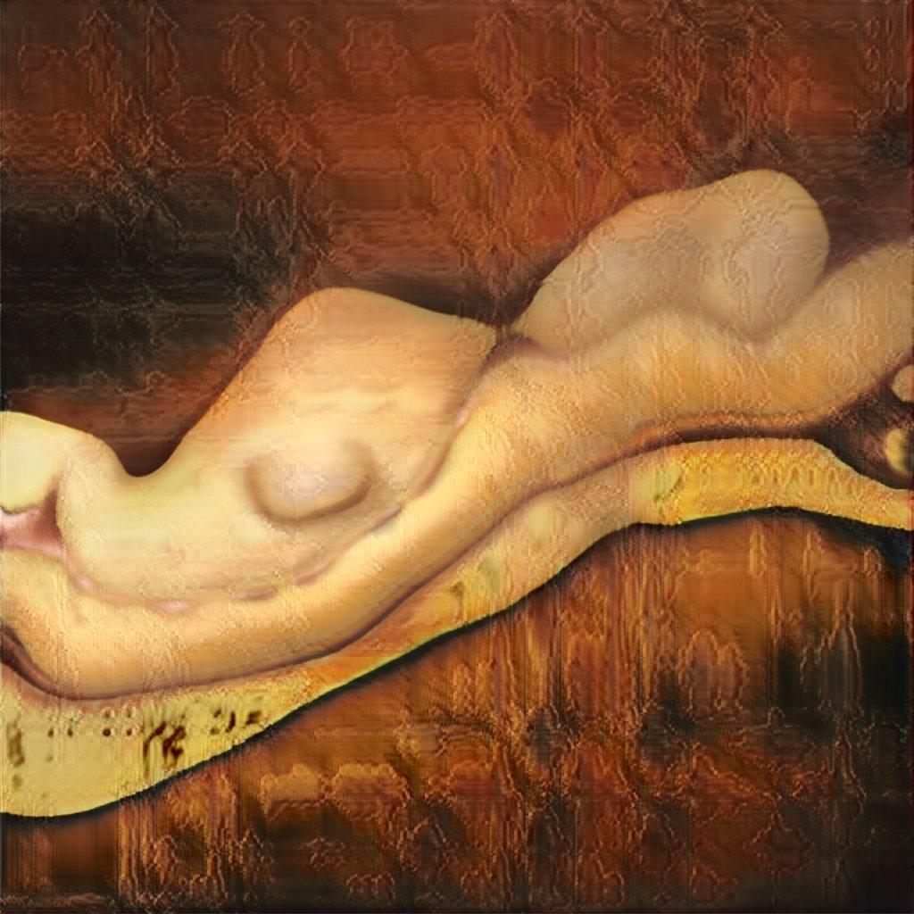 【画像】AIが描いた裸の女の絵がエチエチすぎるwwww【勃起注意】