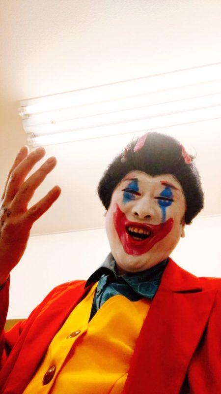 【画像】コウメ太夫、寄席で「ジョーカー太夫」なる新ネタを披露し鬼スベり