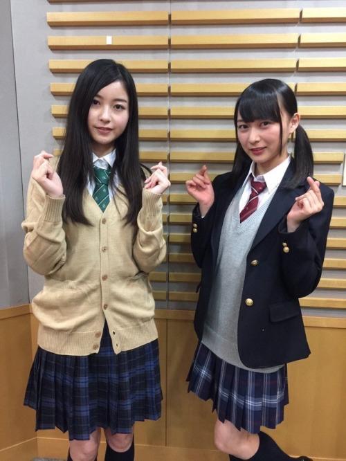 【画像】この2人の女の子から同時に告白されたらどうする?