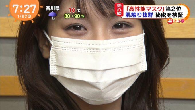 【画像】このマスク美人の素顔www