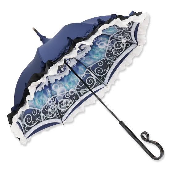 【超速報】女の子「傘の模様と下着の柄はだいたい趣味的に同じになる」