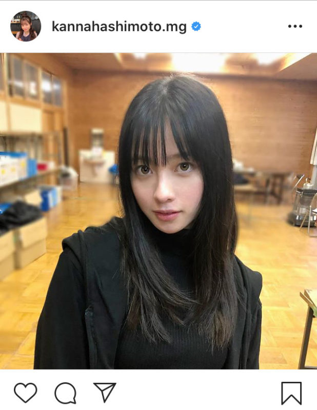 【画像】橋本環奈、ガチで史上最高のルックスになる