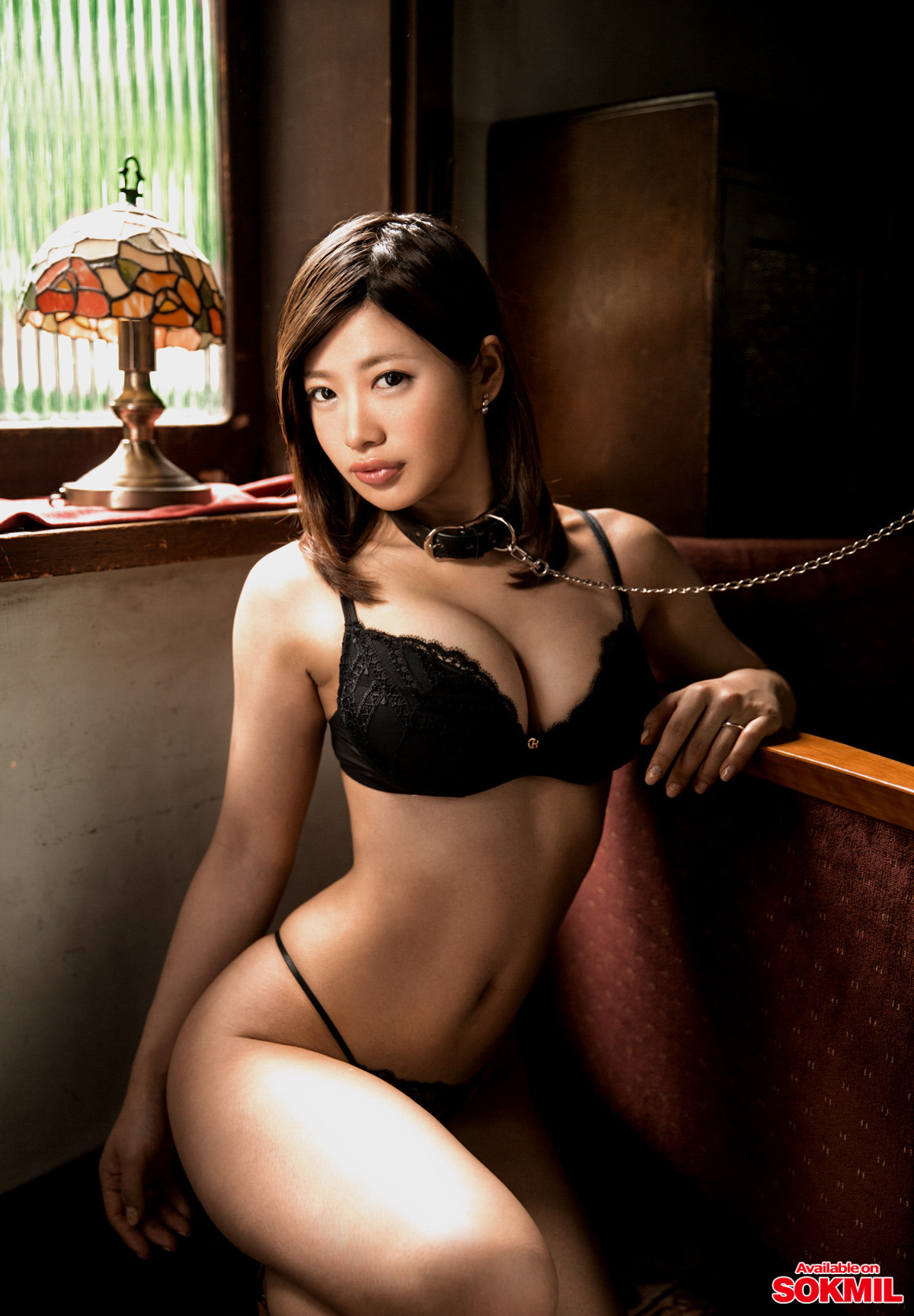 【画像】唇が1番Hなセクシー女優、宮下真衣に決定するww
