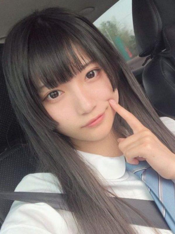 【画像】中国のJK、トップレベルの可愛さだと話題にww