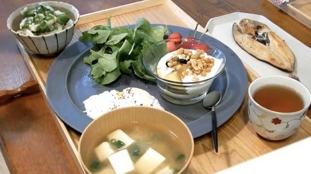 【画像】なぜ熊田曜子はこういう朝ごはんを作ってしまうのか。。