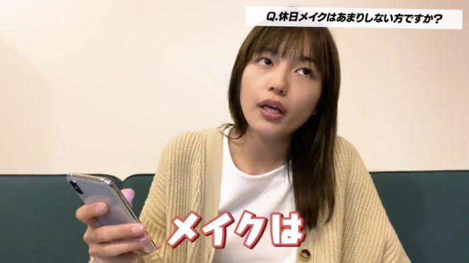 【画像】川口春奈「私って可愛いじゃないですか、だからメイクはあんまりしない」