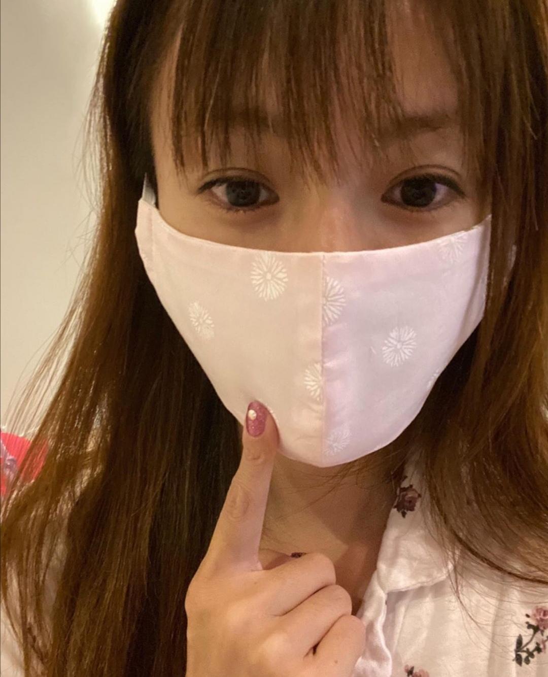 【画像】深田恭子さんがInstagramを更新、普通におばさんだった…